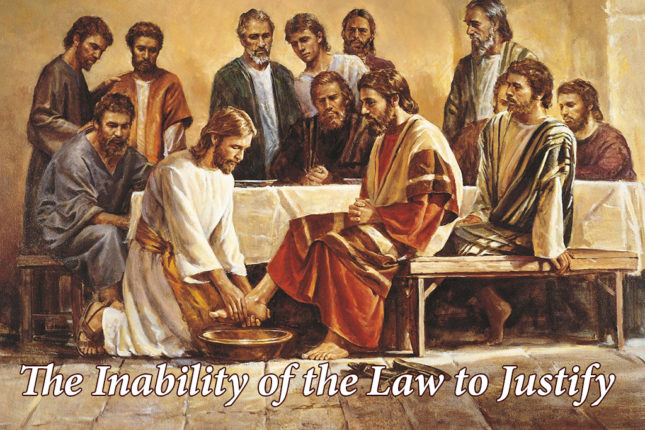 The Inability of the Law to Justify